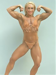 Lori Emory shots - this woman really packs on the muscle